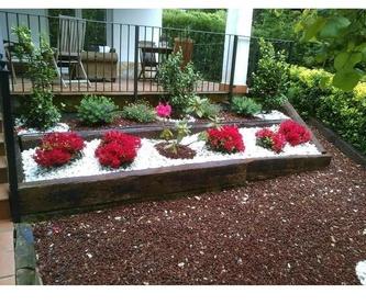 Servicios: Diseños de jardines de Espacios verdes del Norte