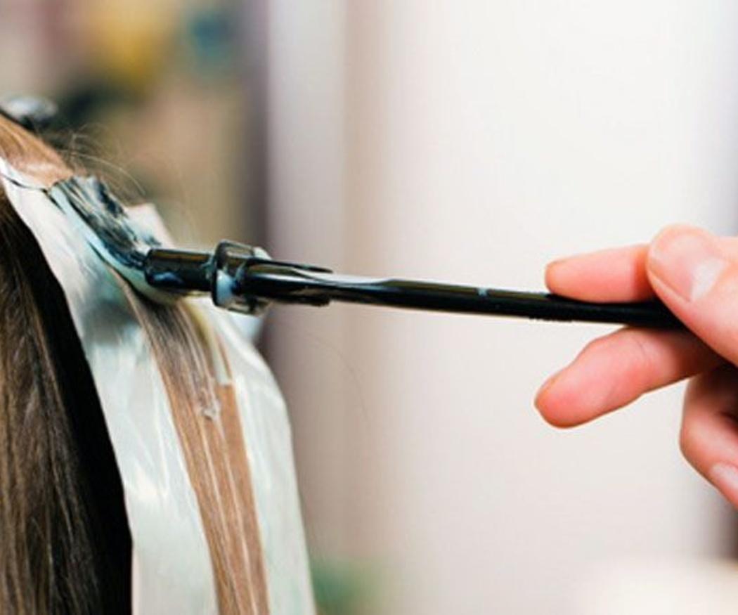 Los tipos de tintes para el pelo