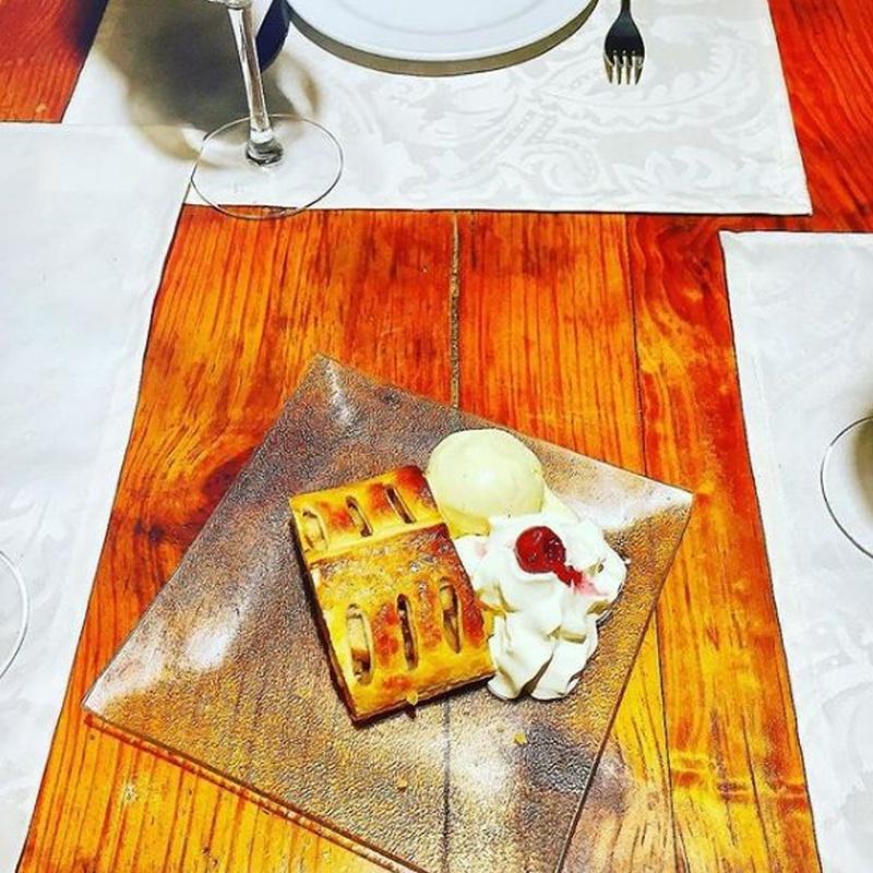Postres: Carta de Restaurante Las Chozas
