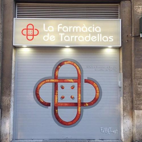 La Farmacia de Tarradellas en Barcelona