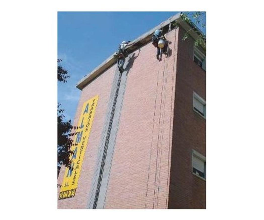 La restauración de fachadas con ladrillo visto