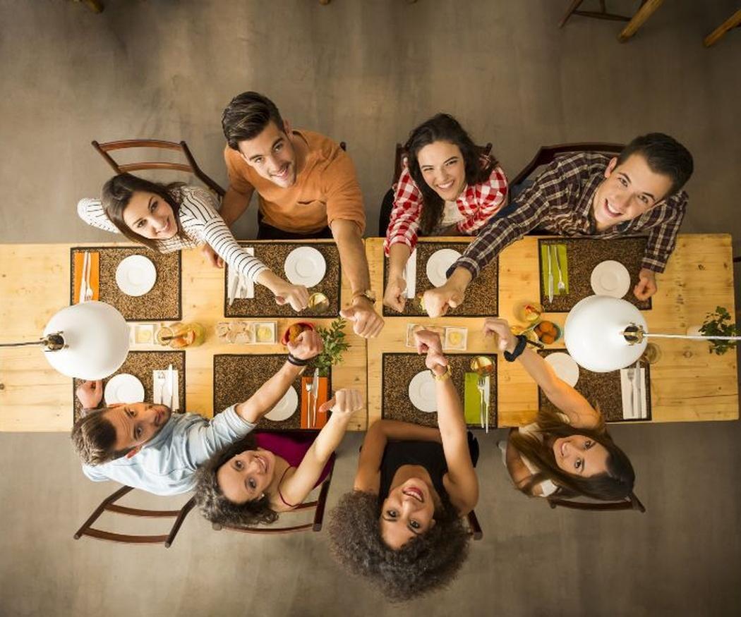 4 momentos especiales para degustar el menú del día
