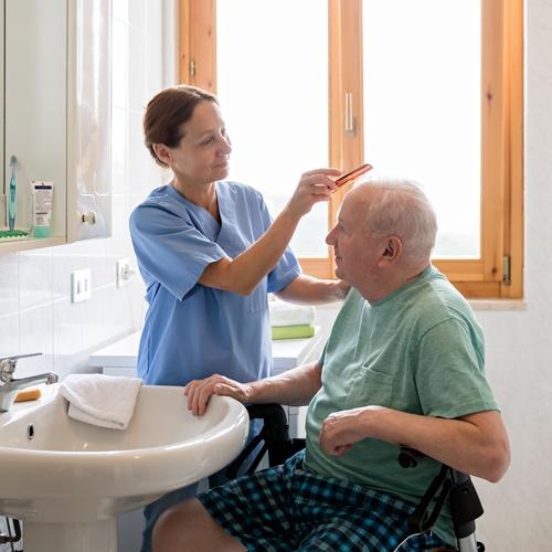 Asistencia a domicilio personas mayores en Salamanca