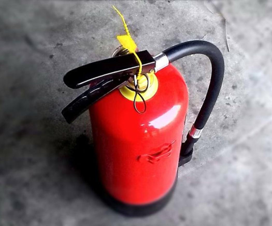 Qué revisiones deben pasar los extintores