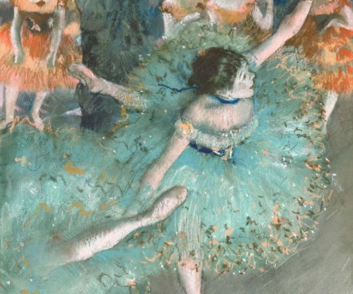 Edgar Degas, el pintor de las bailarinas