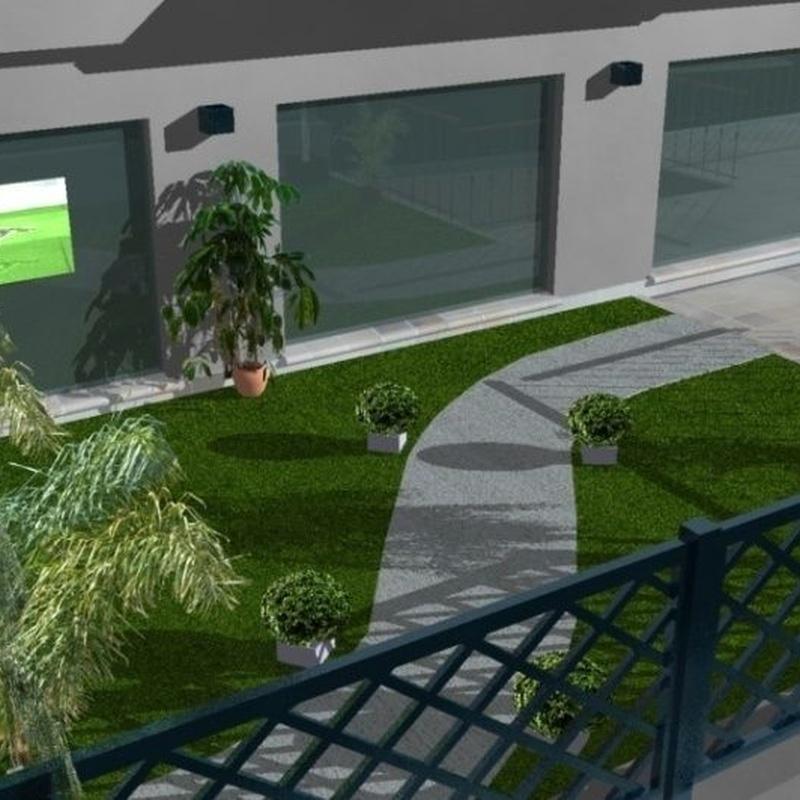 Proyectos: Viveros de jardinería de Esspora