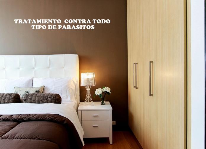 ELIMINACIÓN DE PARASITOS