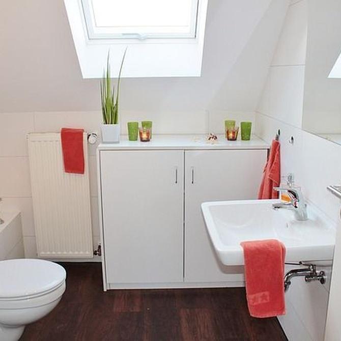 La mejor forma de mantener el cuarto de baño limpio