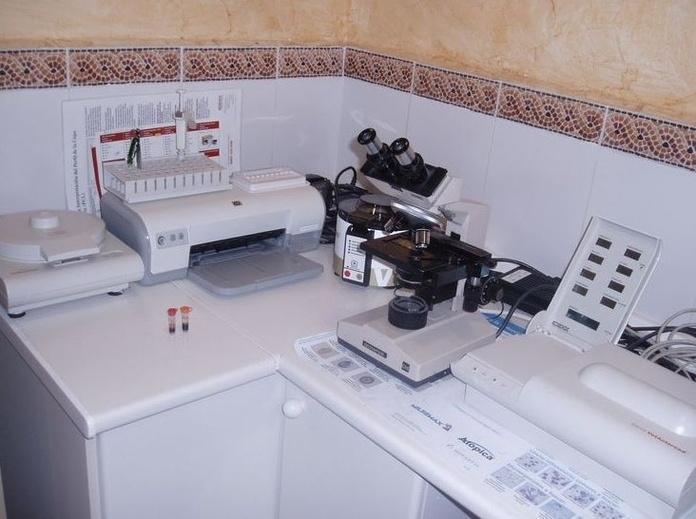 Analíticas: Catálogo de Clínica Veterinaria Campo de Níjar