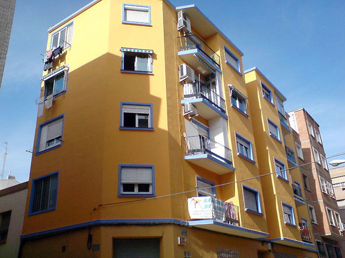 Rehabilitación integral de edificios y fachadas