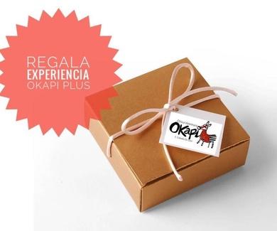 Regala una experiencia: Regala OKAPI PLUS