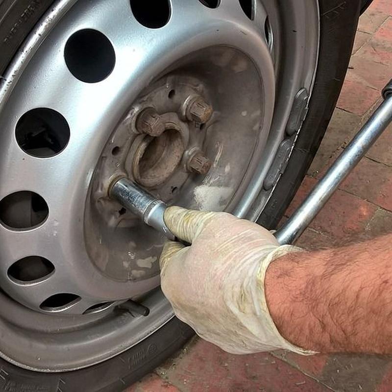 Mecánica rápida: Catálogo de Neumáticos Tu Rueda