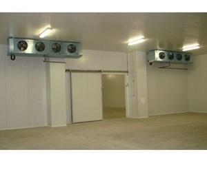 Cámaras frigoríficas para uso agroalimentario