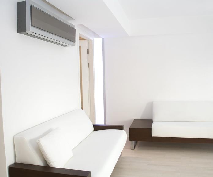 Aire acondicionado: Servicios de Climater Climatización