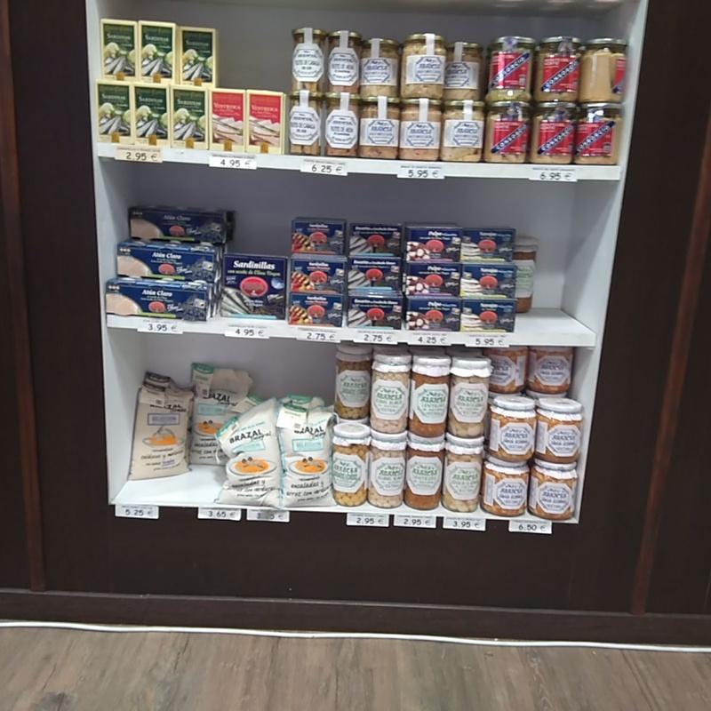 Productos gourmet: Jamones y paletas ibéricas de La Despensa Extremeña