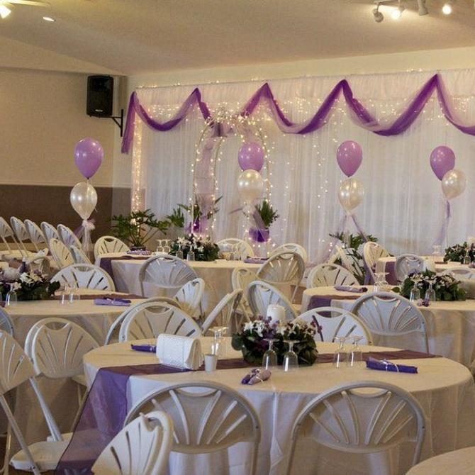 Elegir los arreglos florales para bodas