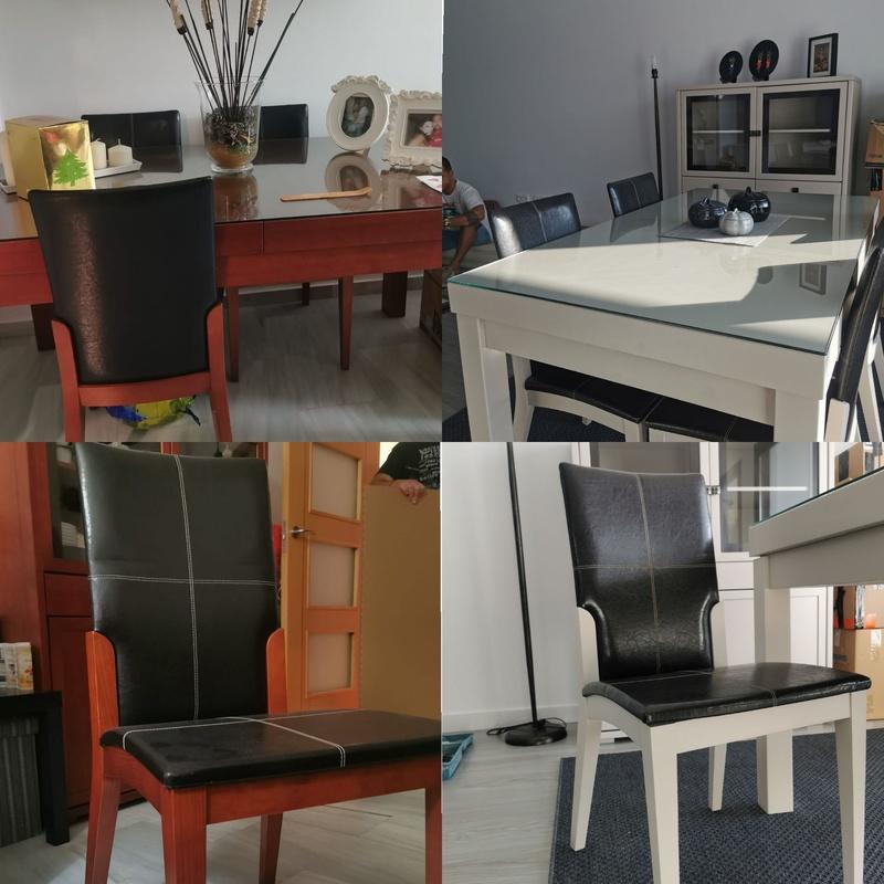 Muebles de interior y exterior: Servicios y trabajos de DRM Siglo XXI