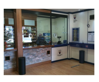 Cegador de humos: Servicios loterías y estancos de Radis Equip