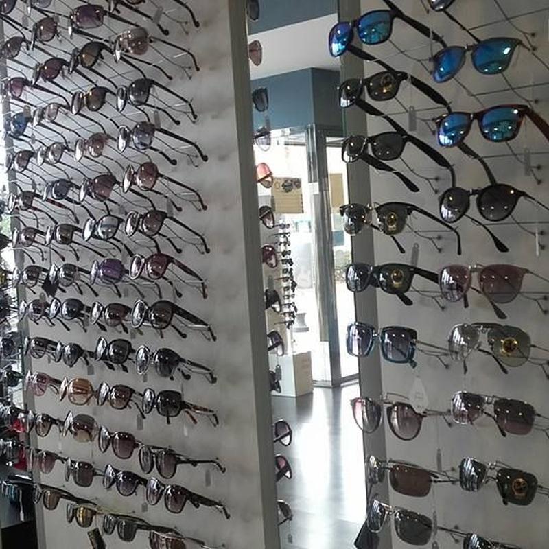 Gafas de sol: Servicios de Optimas