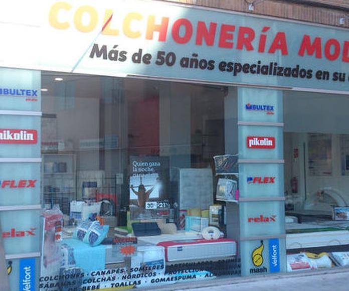 Tiendas de colchones en Granada