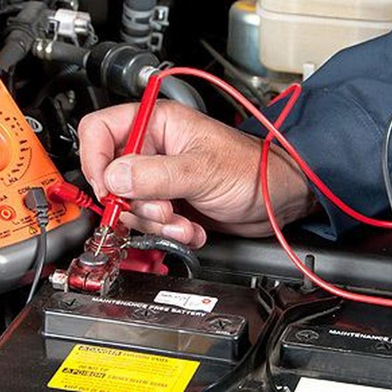 Electrónica: Servicios de Garaje Motor Linares