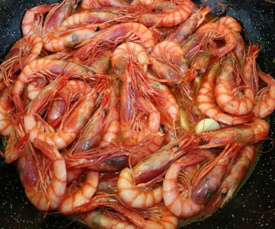 Beneficios nutricionales del marisco