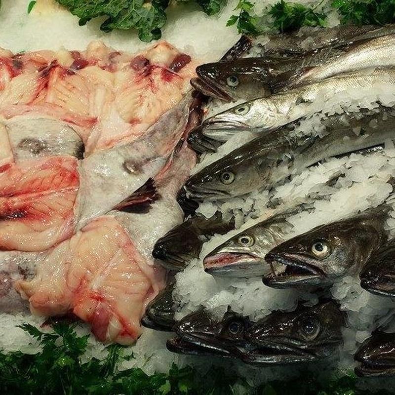 mejor pescado fresco en Cornellá de Llobregat