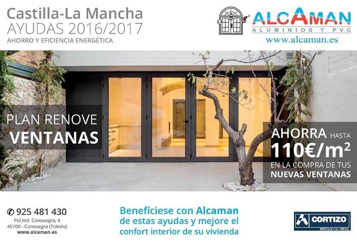 Plan Renove Castilla la Mancha 2016/2017