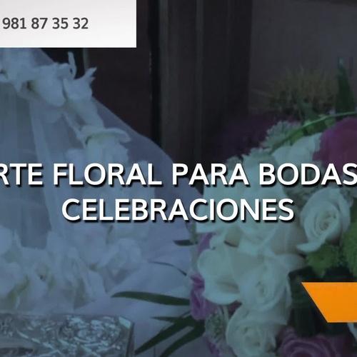 Ramos para novias en A Coruña | Mandrágora Floristería
