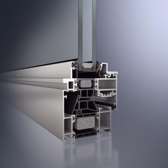 Ventana Schüco AWS 70 ST.HI: Productos de Catal Pur
