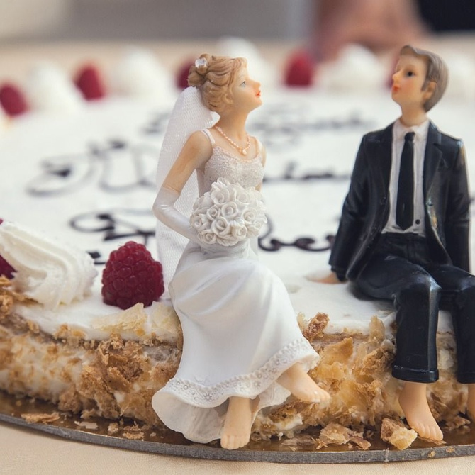 ¿Qué tarta elegir para mi boda?