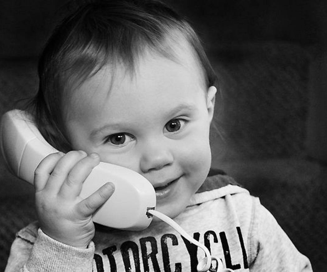 ¿Tiene mi hijo un problema de habla?