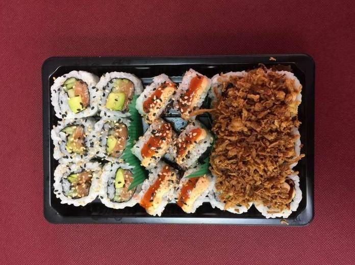 Menú 10: Especialidades y menús de Sushikai Tarraco