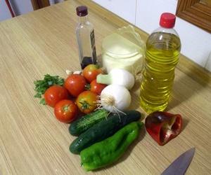 Los principales ingredientes de la dieta mediterránea