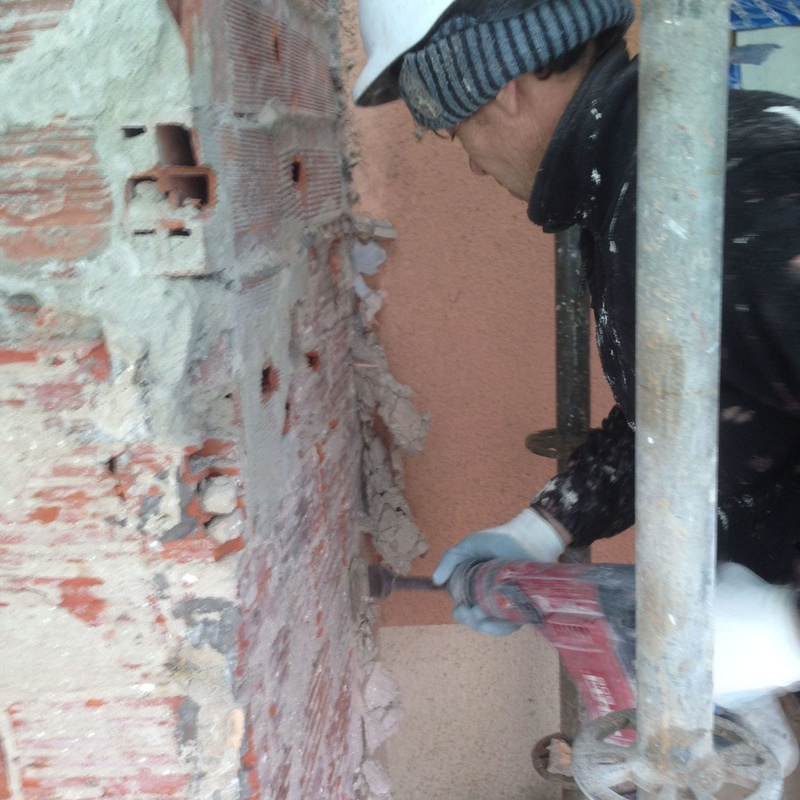 Reparación de fachadas en Cantabria