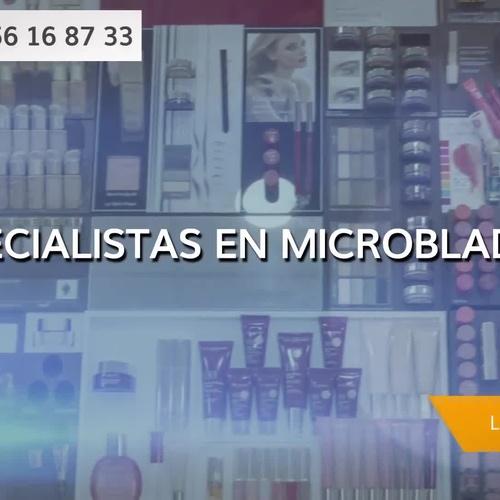 Microblading de cejas en Jerez de la Frontera: Perfumería Mafalda