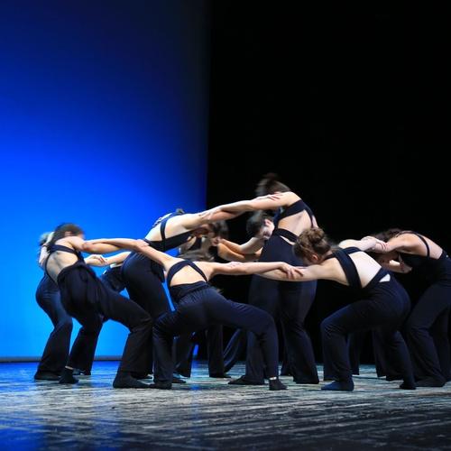 """Danza moderna , Funky, contemporáneo. """"EL MAR """" coreografía de Rebeca Benito"""
