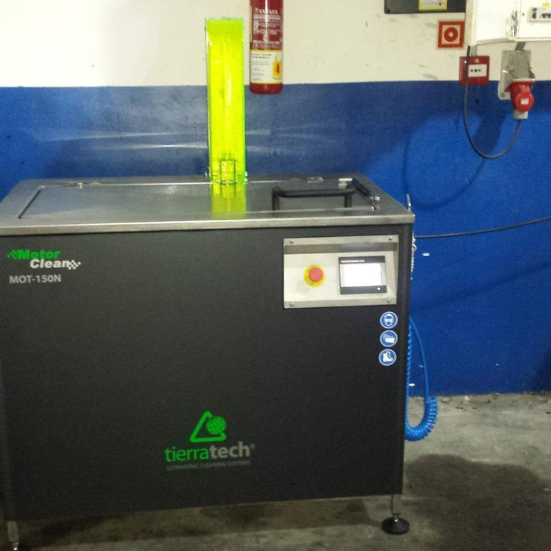 Máquinas de ultrasonido: Servicios de Taller Manuel Moreno