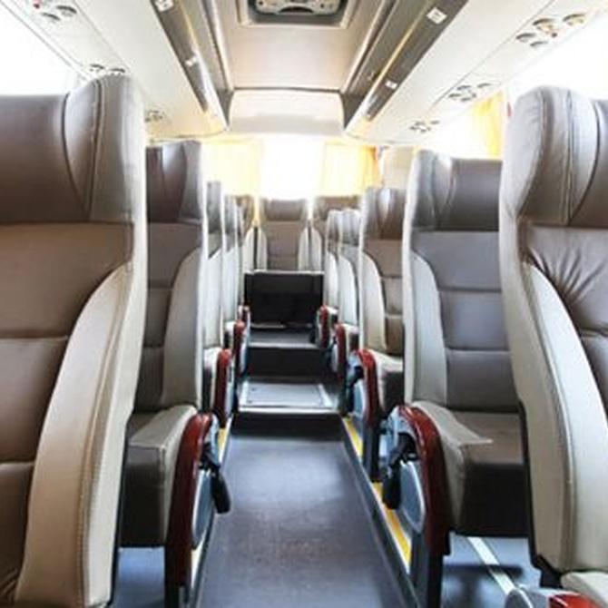 Nuevos usos de los autobuses