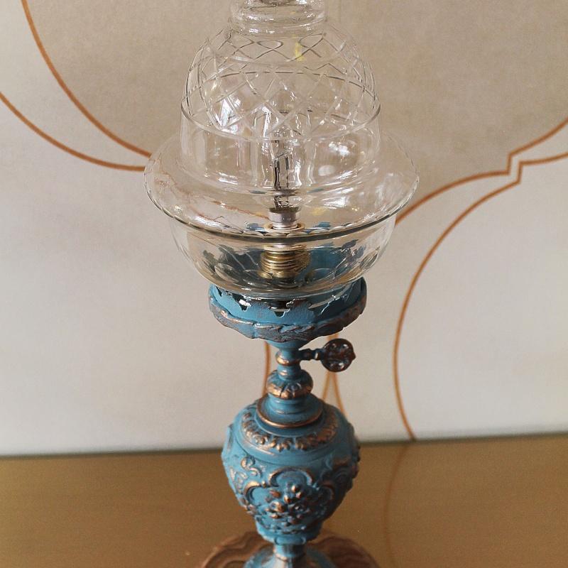 Pareja de lámparas antiguas relooking: Artículos  de Ruzafa Vintage