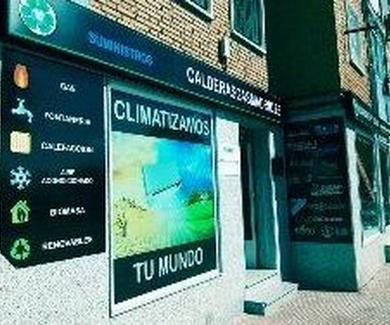 INSTALACION DE CALDERAS EN AZUQUECA DE HENARES