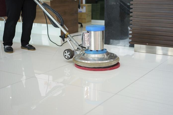 Pulido de suelos de mármol: Servicios de Be Clean