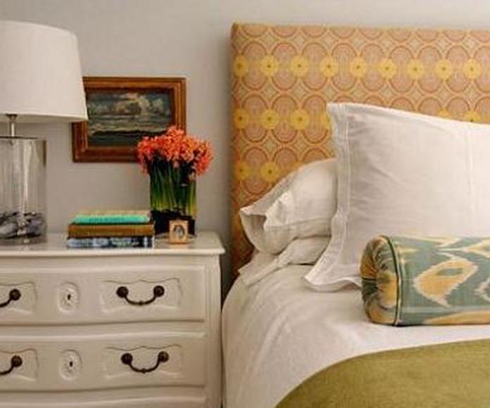 Cabeceros tapizados: Catálogo de Confort Tapisser
