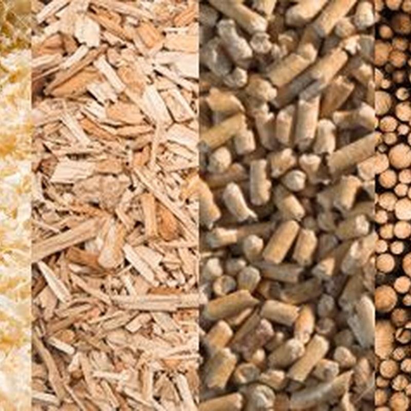 Calderas de biomasa: Reparaciones y repuestos de Hermanos Gómez