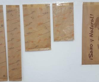 Bandejas de corcho y film: Productos de Baysan Embalajes Alimentación