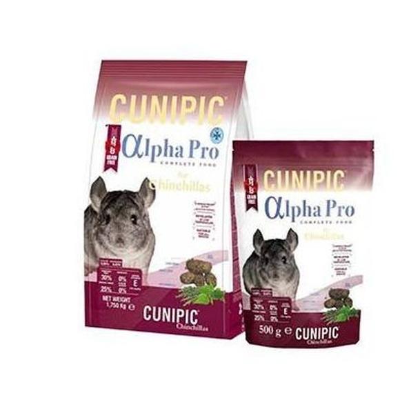 Alpha Pro Chinchilla: Productos y servicios de Més Que Gossos