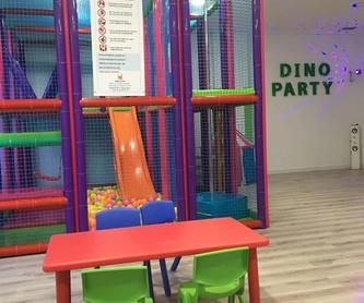 Alquiler: Servicios de Dino Party