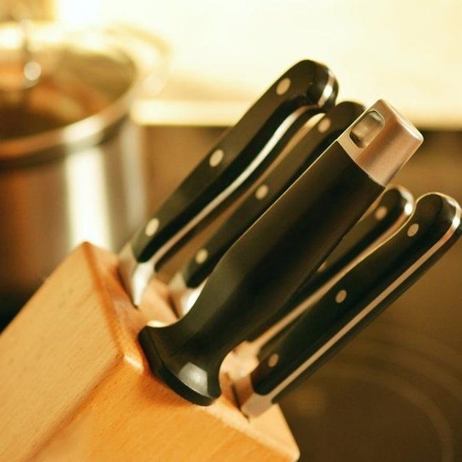 El set de cuchillos que no debe faltar en tu cocina