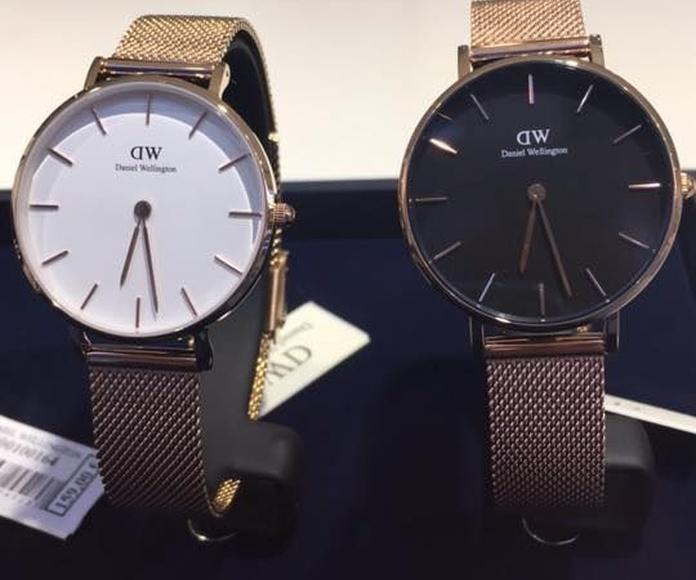Relojería hombre y mujer: Catálogo de Millán Joies