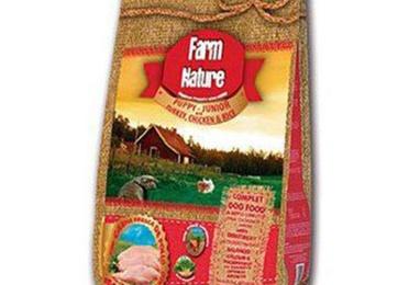 Farm nature junior pollo y pavo